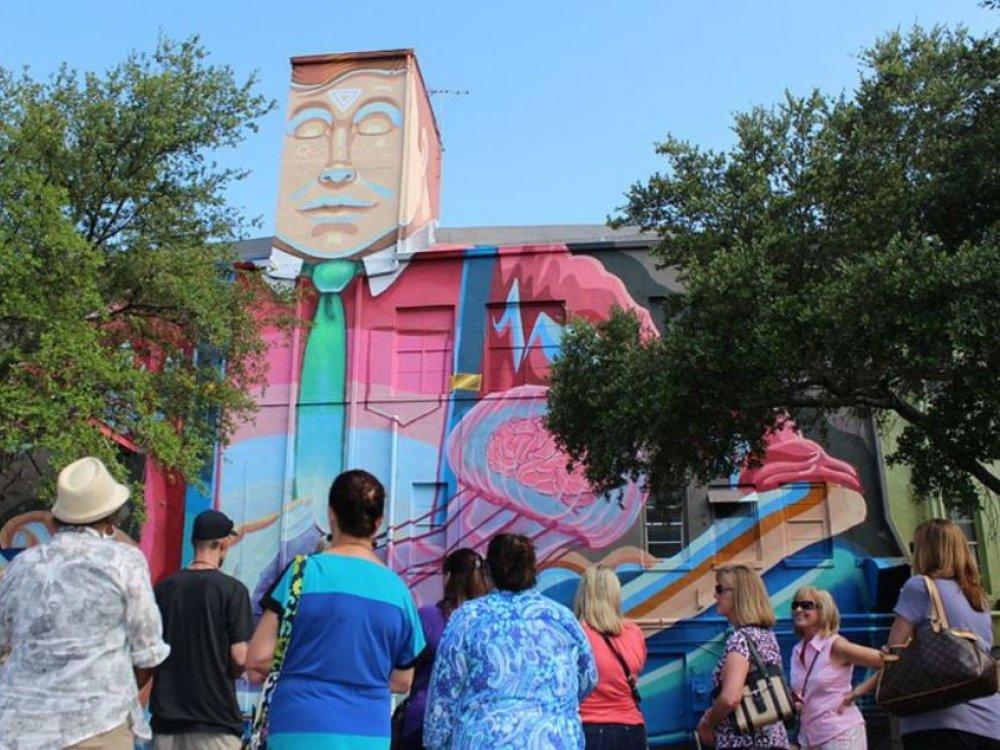 St. Pete Walking Mural Tour